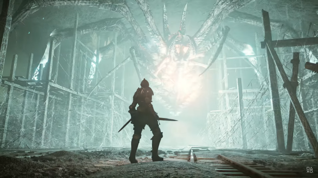 Latest Demon's Souls PS5 Trailer Previews Some Gnarly Gameplay