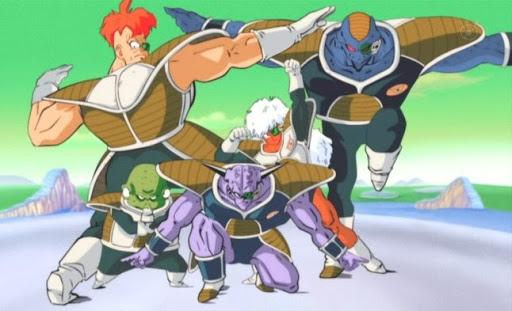 Dragon Ball Villians