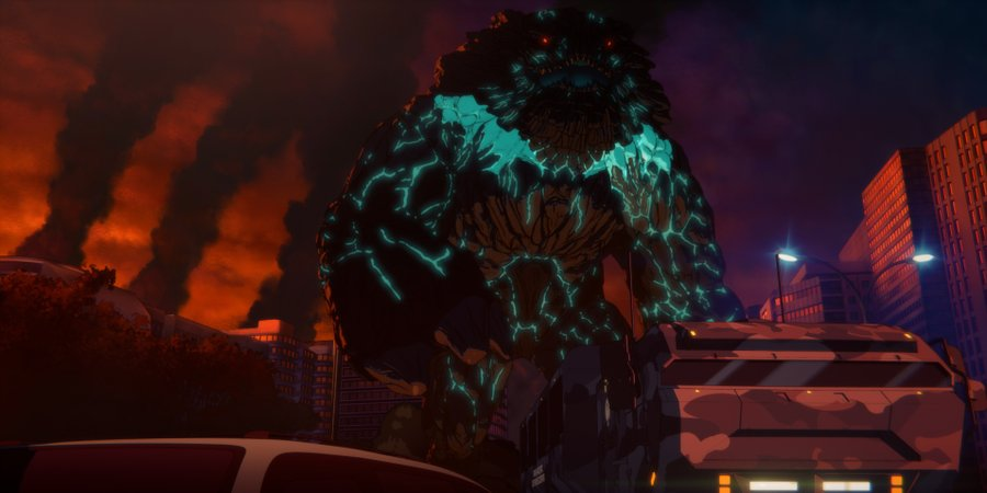 Anime Gets Influx Of Kaiju With New Pacific Rim: The Black and Godzilla Series