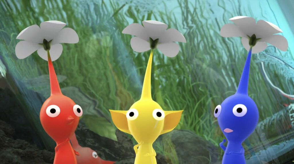 Pikmin Short Movies to Finally Be Unleashed Onto YouTube Ahead of Launch of Pikmin 3 Deluxe