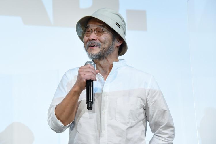 Mamoru Oshii, Katsuyuki Motohiro Discuss Objectives of 'Cinema Lab' Film Project Ahead of Beautiful Dreamer Release