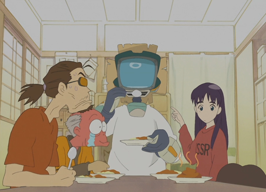 FLCL Curry