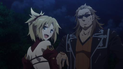 Fate Apocrypha Characters