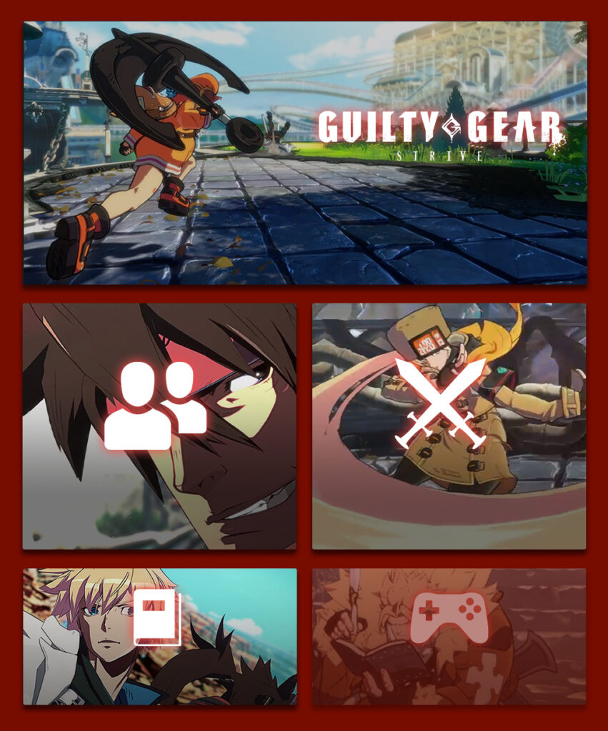 Guilty Gear Strive confirms PS4/PS5 cross-play, other details