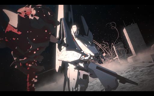 Knights of Sidonia anime screenshot