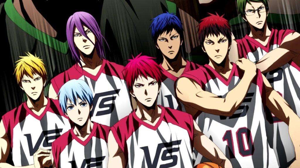 Kuroko's Basketball Characters