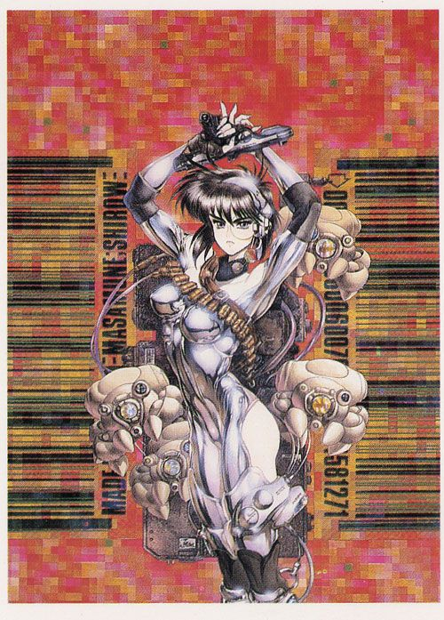 Masasume Shirow