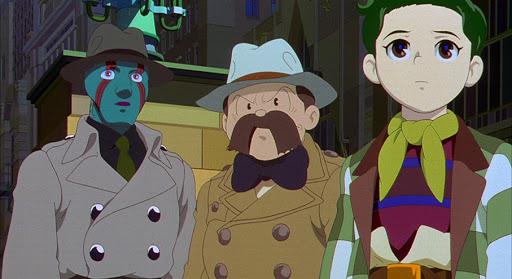 Metropolis Characters