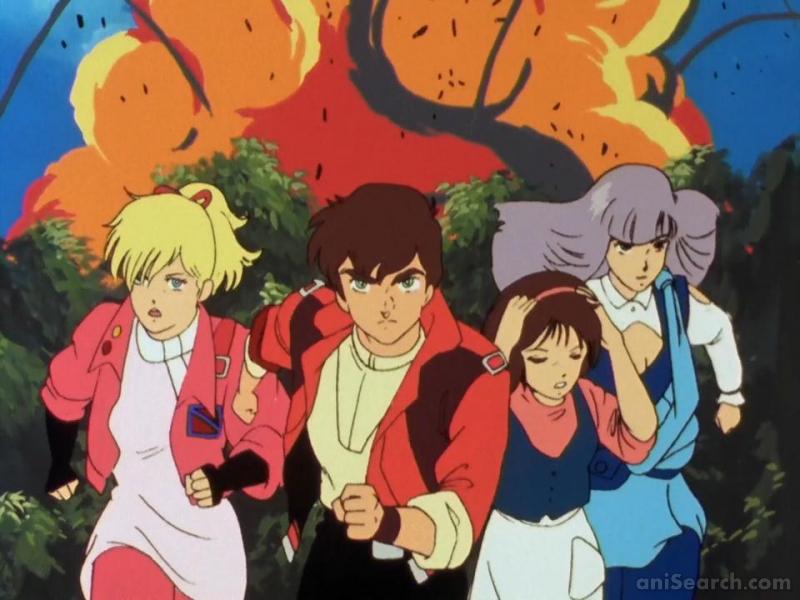 Mobile Suit Gundam ZZ