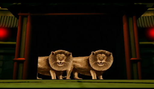 Ninja Slayer Lions