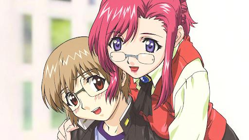 Onegai Teacher anime screenshot