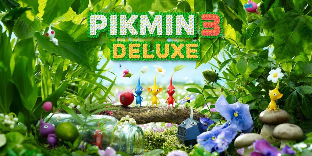 Pikmin 3 Deluxe Top