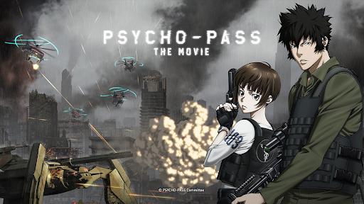 Psycho Pass Movie Visual