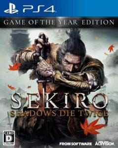 SEKIRO GOTY