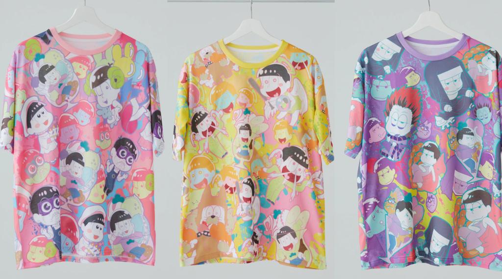 Osomatsu Shirts