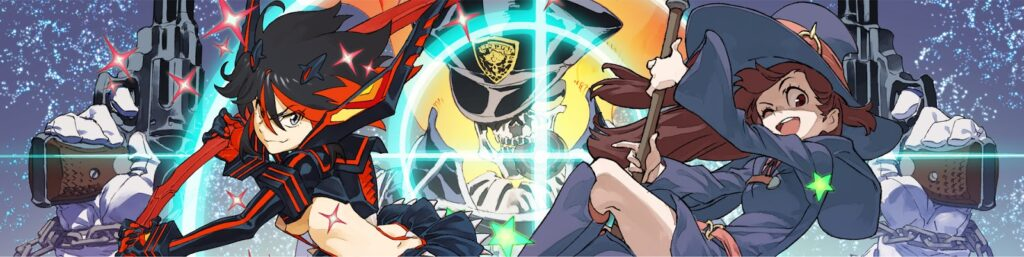 Anime from Studio Trigger