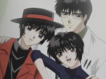 Tokyo Babylon Characters