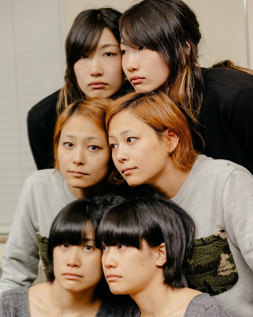 Tricot Band Members