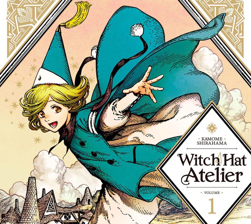 Witch Hat Atelier Wins Harvey Award, Tezuka Enters Harvey Hall Of Fame