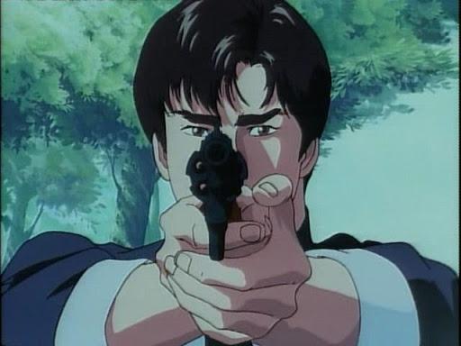 Yo Hinomura Crying Freeman
