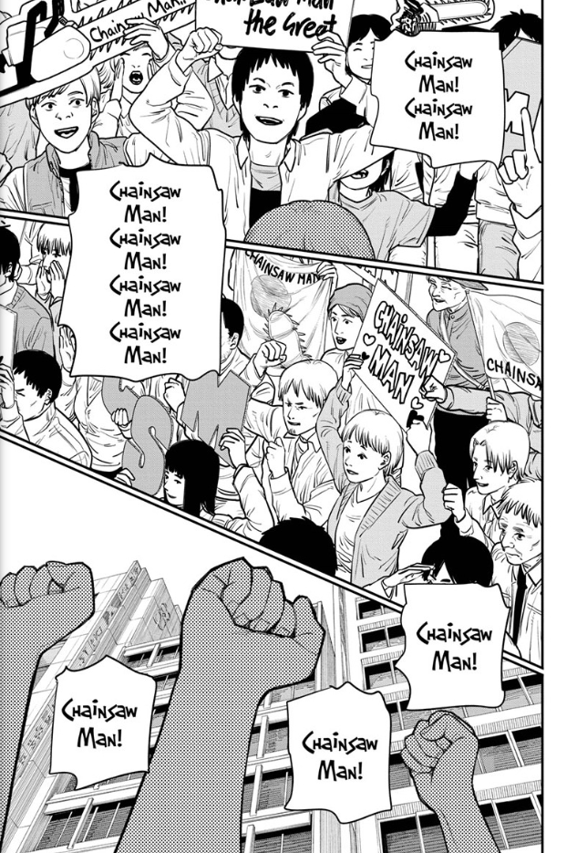 Chainsaw Man chapter 89