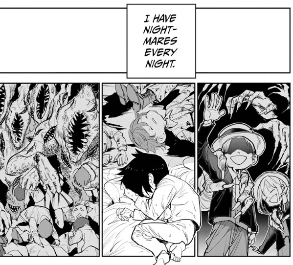 The Promised Neverland chapter 181.1