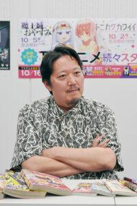 Takenori Ishihara interview
