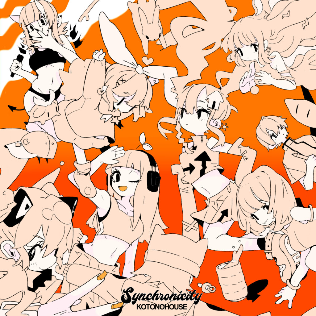 KOTONOHOUSE - Synchronicity