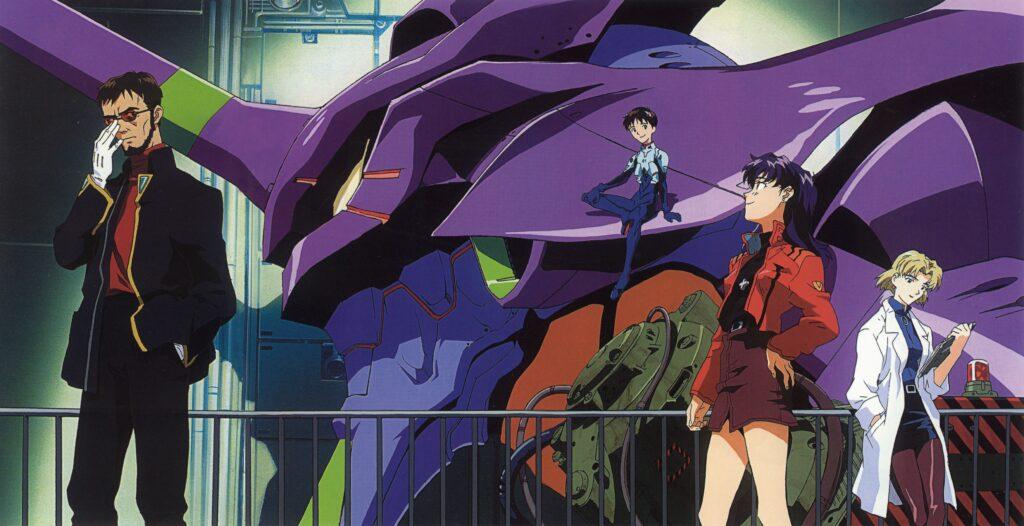 Neon Genesis Evangelion Blu-Ray Finally Coming Stateside