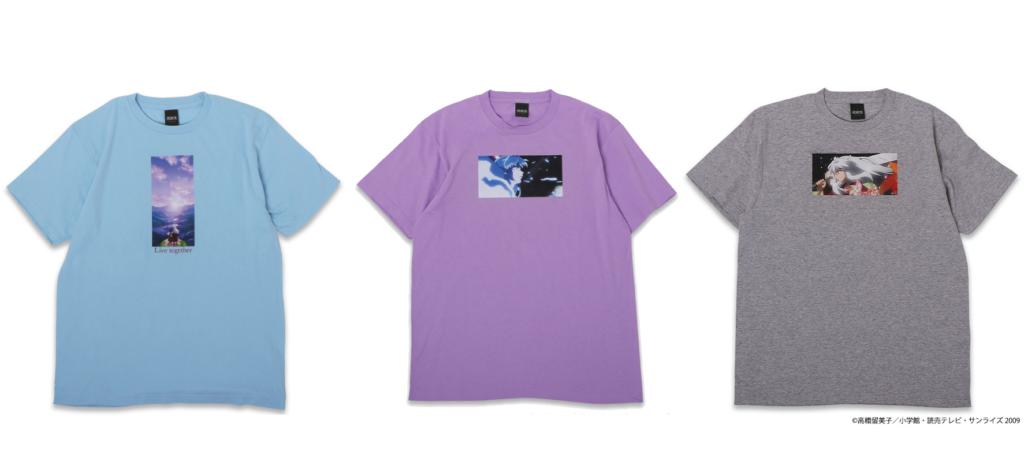 Inuyasha Minimal Shirts