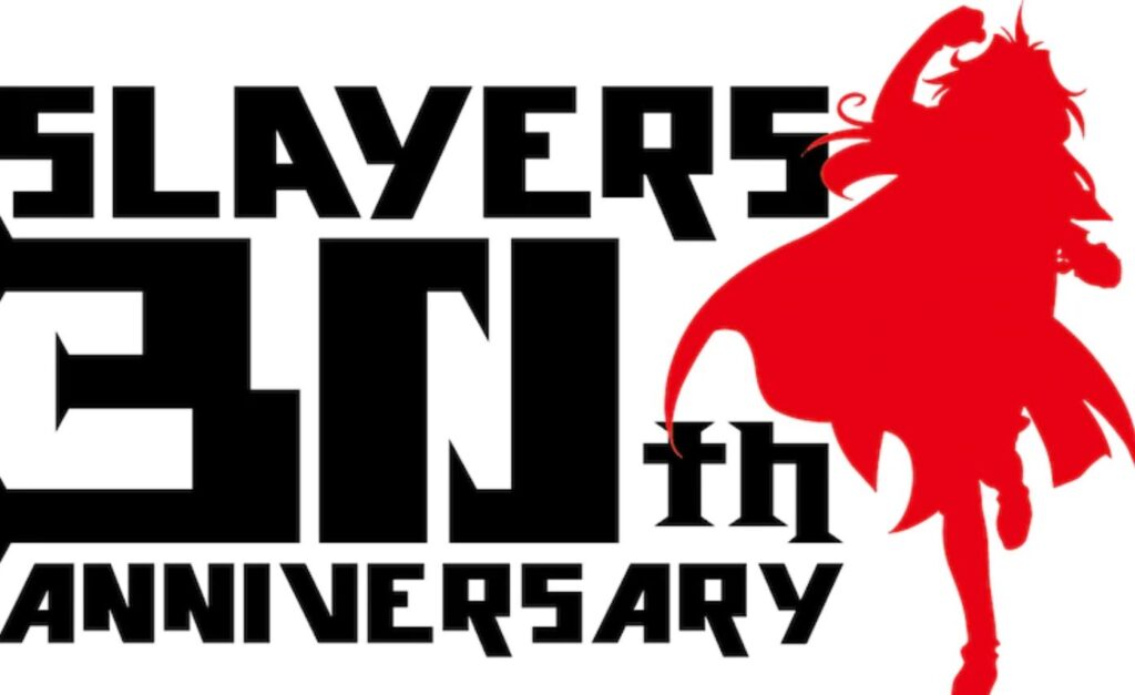 Slayers 30th Anniversary