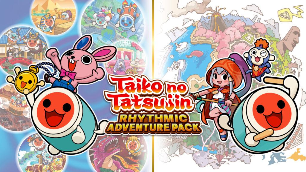 Taiko no Tatsujin Rhythmic Adventure Pack