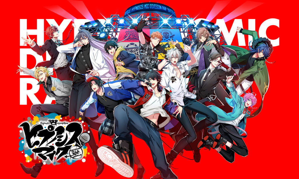 More Than Pretty Boys: Understanding the Massive Popularity of Hypnosis Mic: Division Rap Battle
