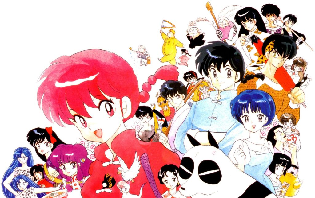 Rumiko Takahashi Awarded National Medal Of Honor For Artistic Excellence