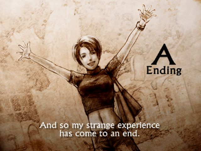 Shadow of Destiny / Shadow of Memories Ending A