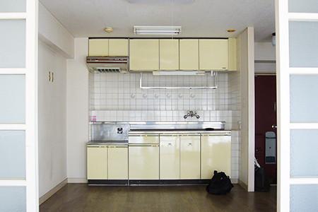 AVEX Apartment in Machida, Tokyo