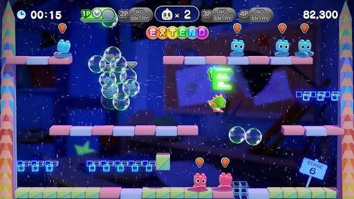 Bubble Bobble Visuals