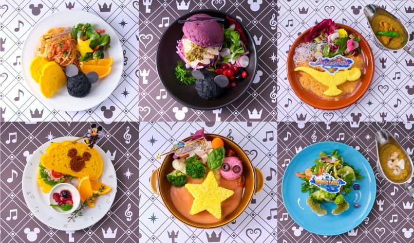 Kingdom Hearts Melody of Memory Cafe Food
