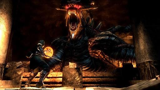 Demons Soul Boss