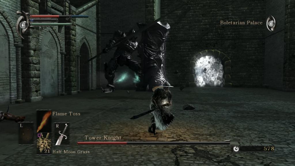 Demons Soul Gameplay