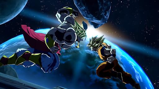 Dragon Ball FighterZ Anime