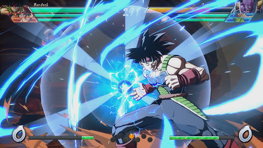 Dragon Ball FighterZ Combo