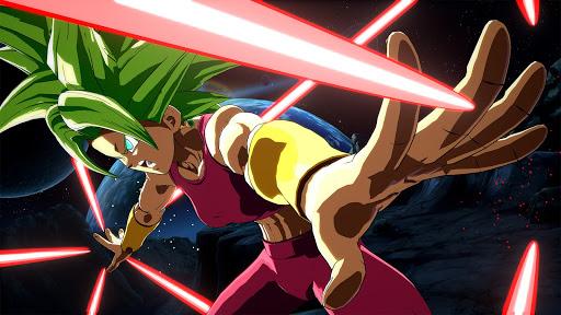 Dragon Ball FighterZ Kefla