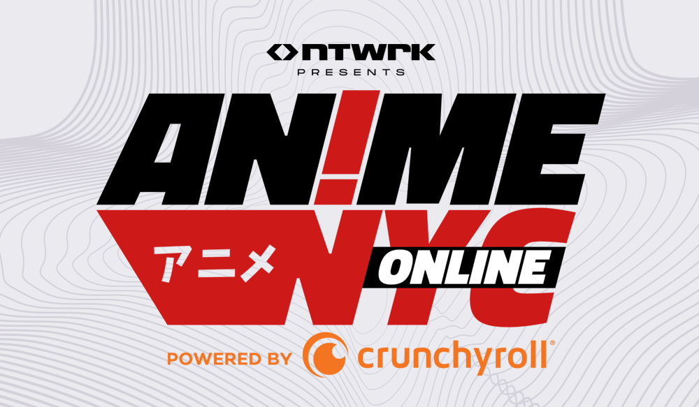 Anime NYC Online Logo