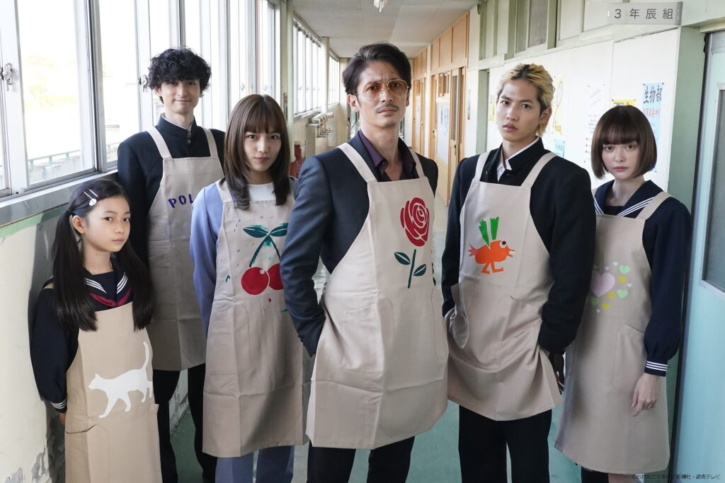 Way Of The Househusband Drama Gets School Themed Spin-Off