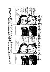 Demon Slayer: Kimetsu no Yaiba volume 23 extra content clarified