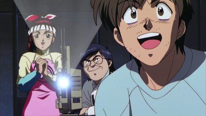 Otaku no Video Anime Screenshot