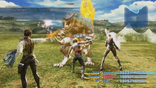 Final Fantasy XII Gameplay