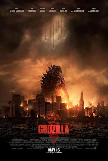 Godzilla Tokusatsu