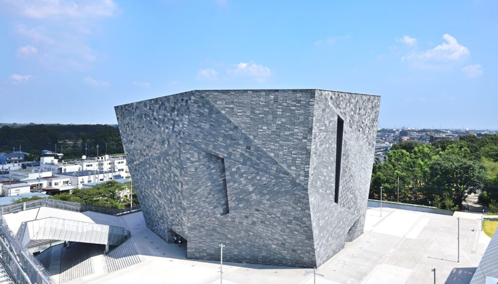 Kadokawa Musashino Museum Opens On Friday
